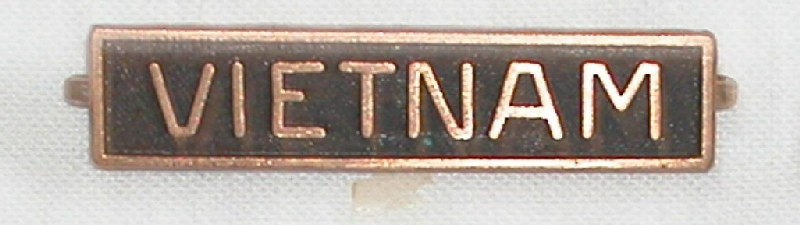 Vietnam Action Service Bar