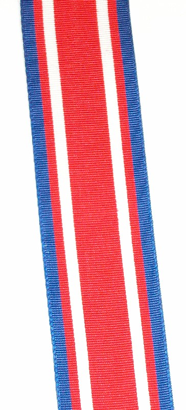Replacement Ribbon for Badges - Red