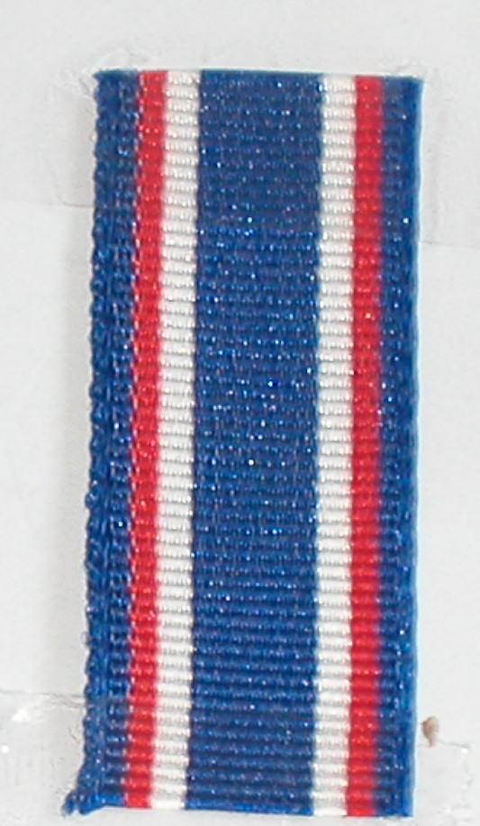 Replacement Ribbon for Mini Badges - Blue