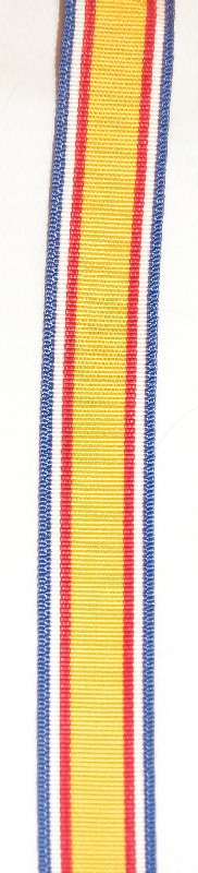 Replacement Ribbon for Mini Badges - Gold