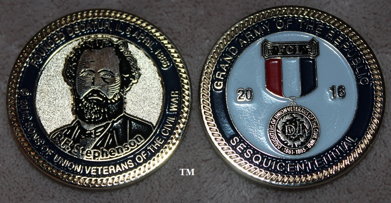 DUVCW Challenge Coin